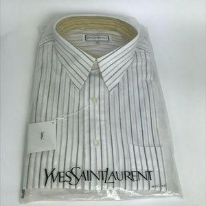 3997811ca36 Yves Saint Laurent Shirts | Yves Saint Lauren Lime Green Shirt ...